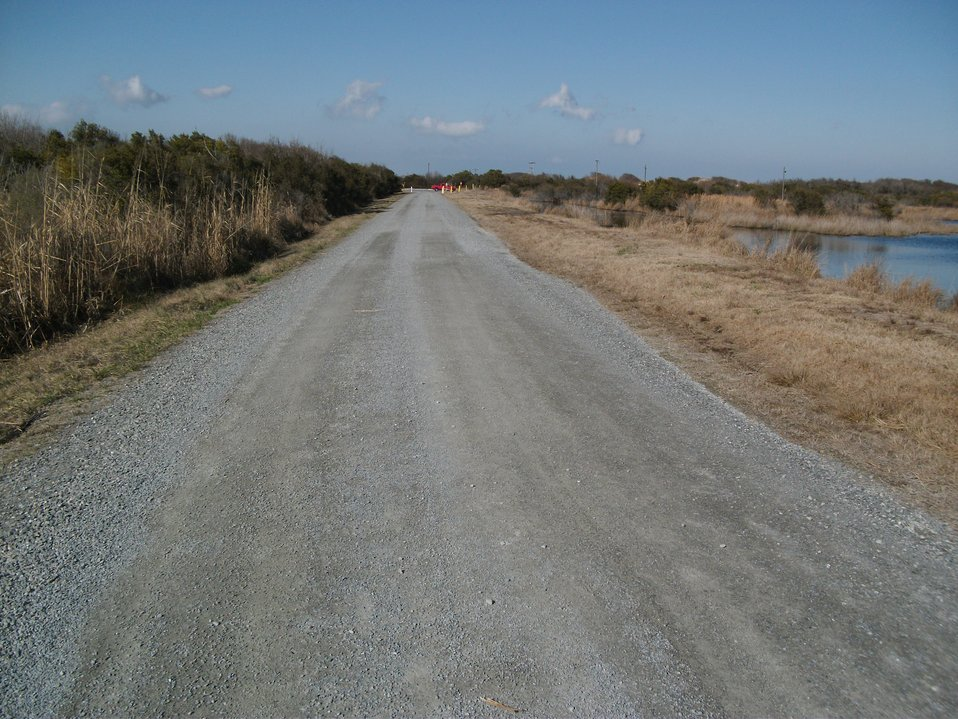 Access road restored at Back Bay National Wildlife Refuge (VA)