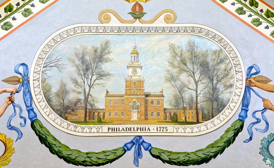 Philadelphia, 1775
