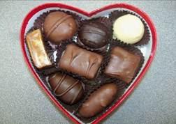 RECALLED – Assorted chocolates