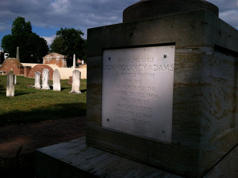 Cenotaph at the Congressional Cemetery