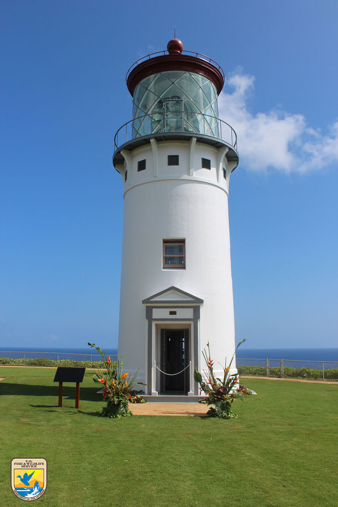 Daniel K. Inouye Kilauea Point Lighthouse - Pacific Region