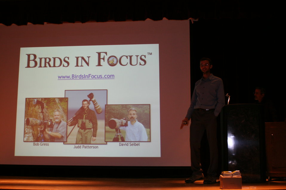 Birds in Focus Presentation