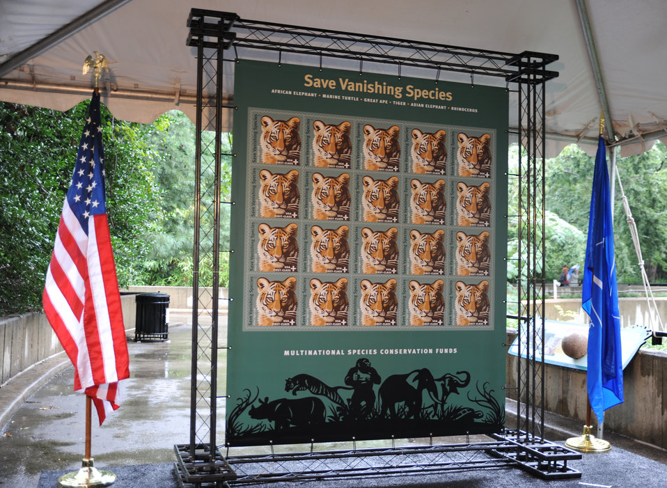Stamp Display FWS Lavonda Walton FWS
