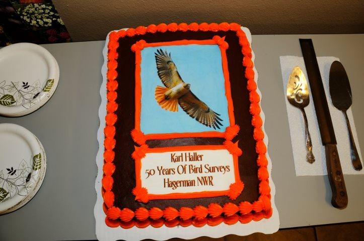 Karl Haller cake