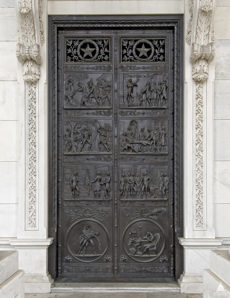 House Bronze Doors