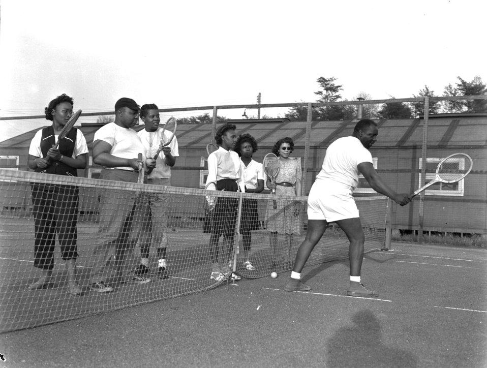 Tennis Class Oak Ridge