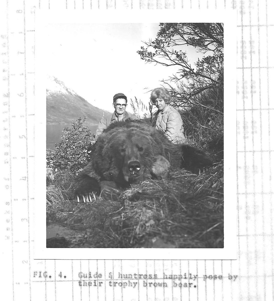 (1963) Guide and Huntress