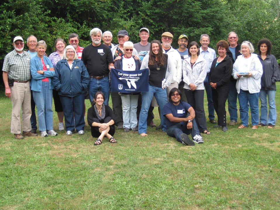 USFWS Volunteers GYGO!