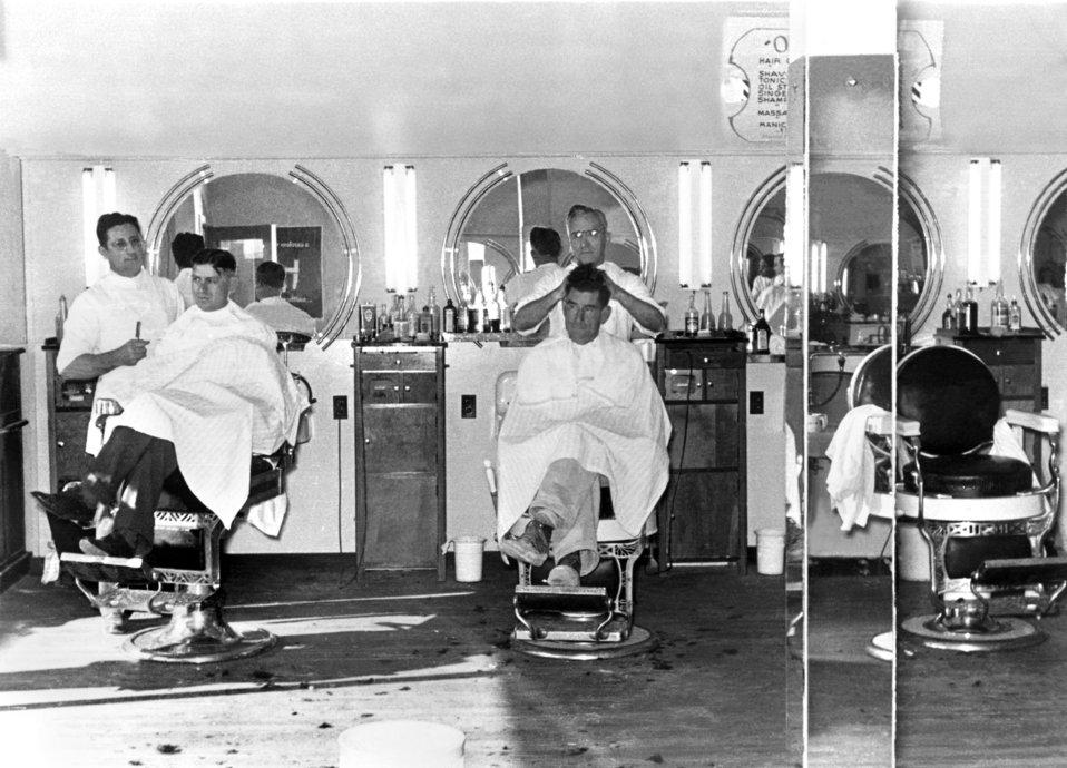 Barber Shop Oak Ridge