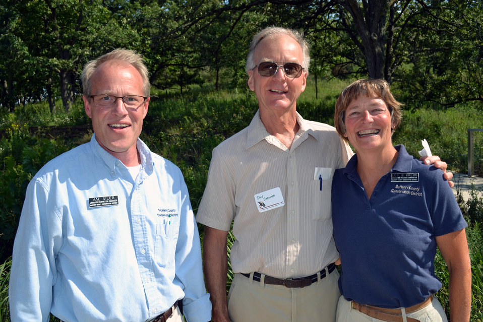 McHenry County Conservation District Staff