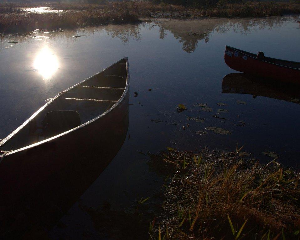 Okefenokee Sunrise