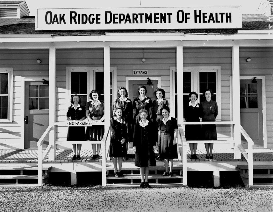 Oak Ridge Health Department