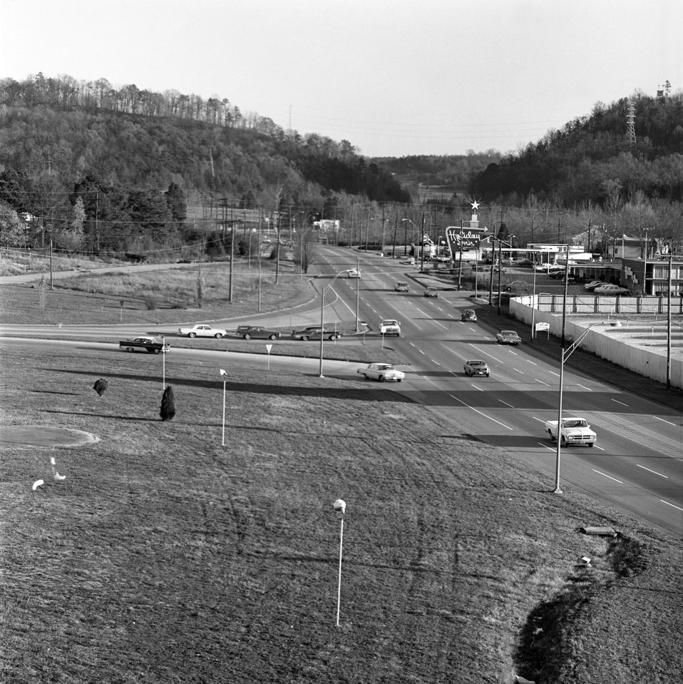 Illinois Ave. Oak Ridge 1968