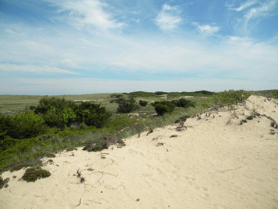 Double dune