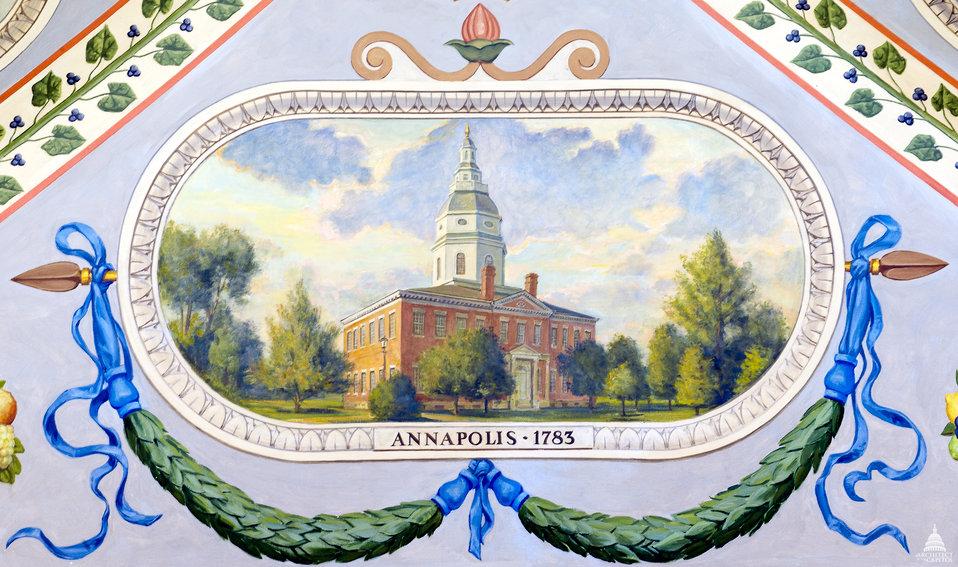 Annapolis, 1783