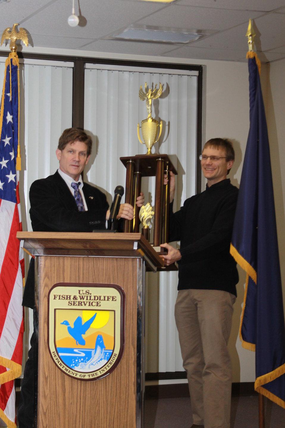 Fish Passage award
