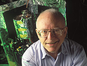 John L. Hall, 2005 Nobel Prize