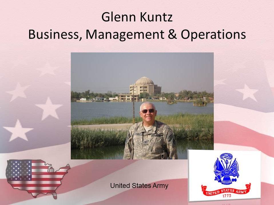 Glenn Kuntz