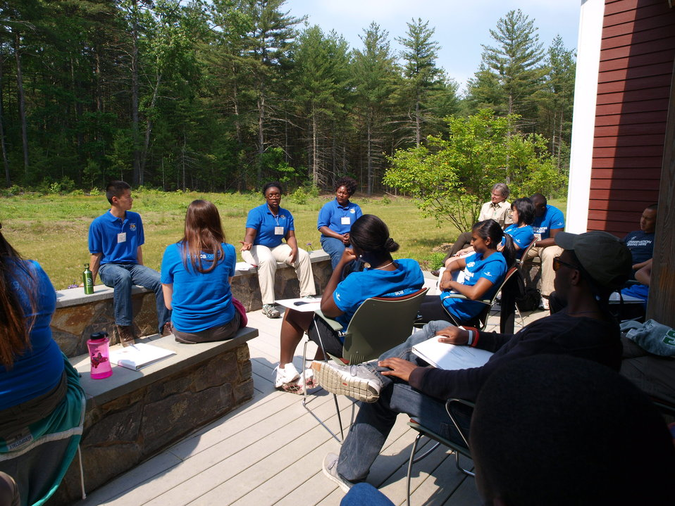 Mentors Talk about Their Journeys