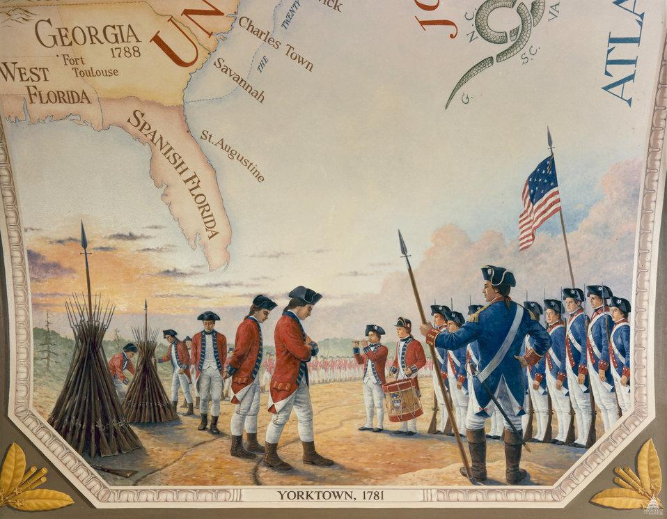 Yorktown, 1781