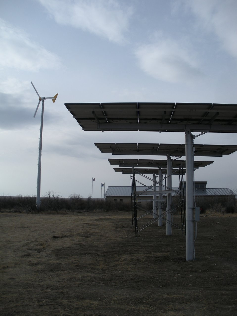 Renewable Energy at Benton Lake National Wildlife Refuge