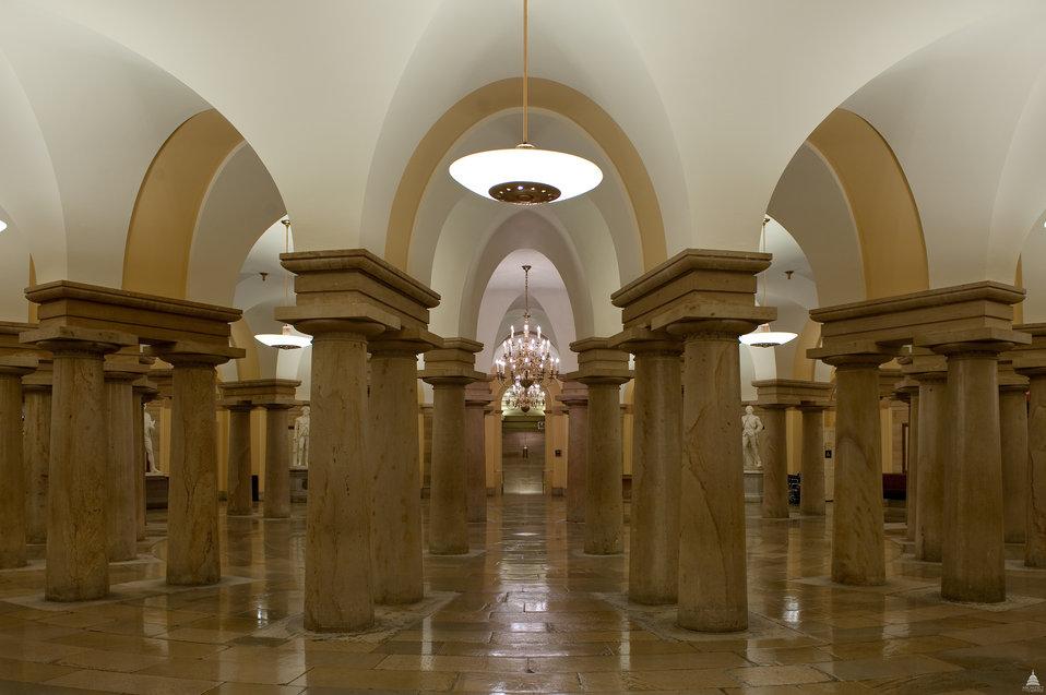 Capitol Crypt - U.S. Capitol