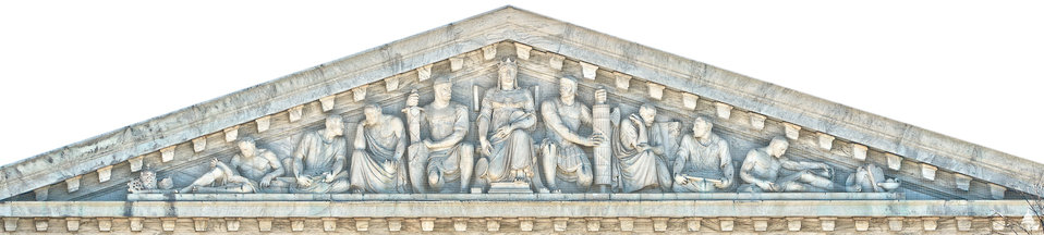 Supreme Court Pediment