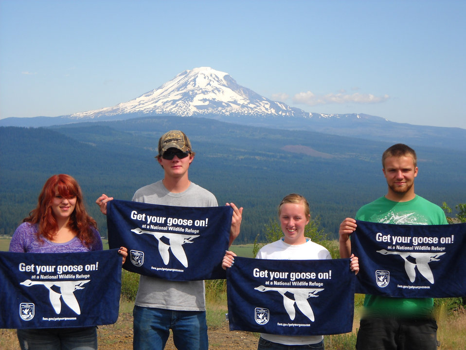 Get Your Goose On! - Mt. Adams Style