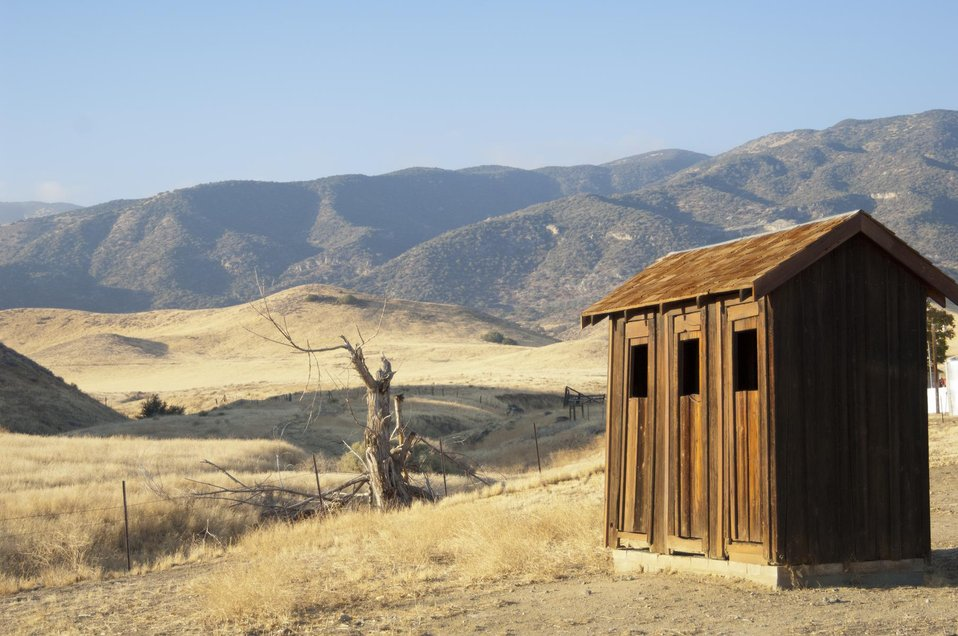 BLM Ranch on the Carrizo Plain 2
