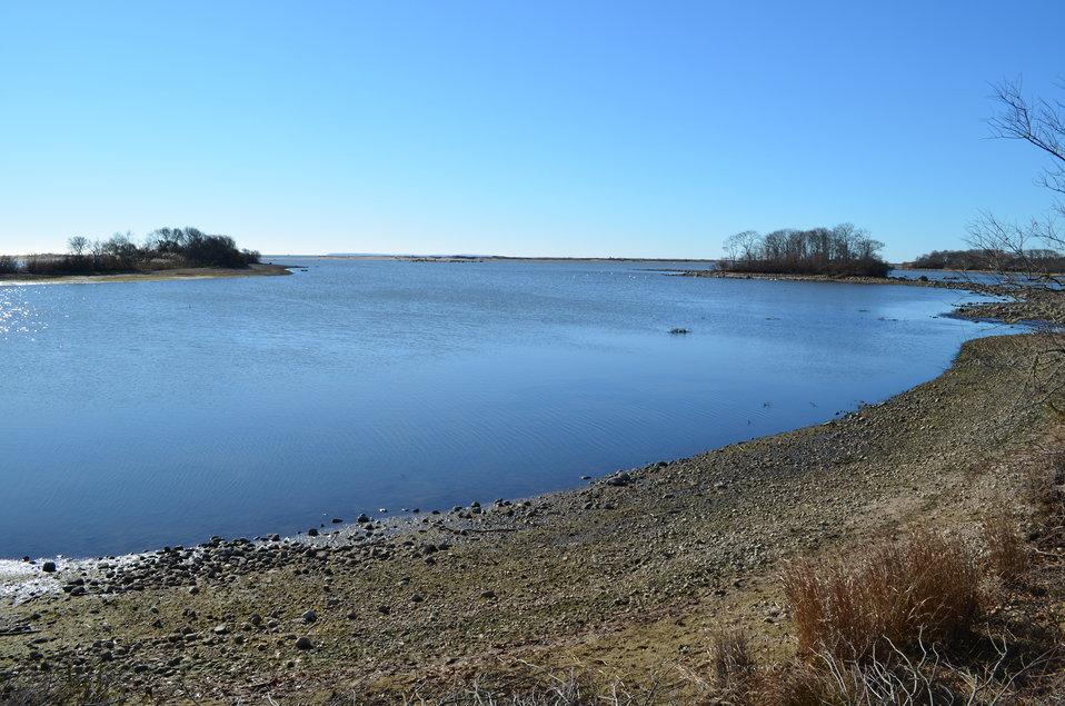 Low water levels (RI)