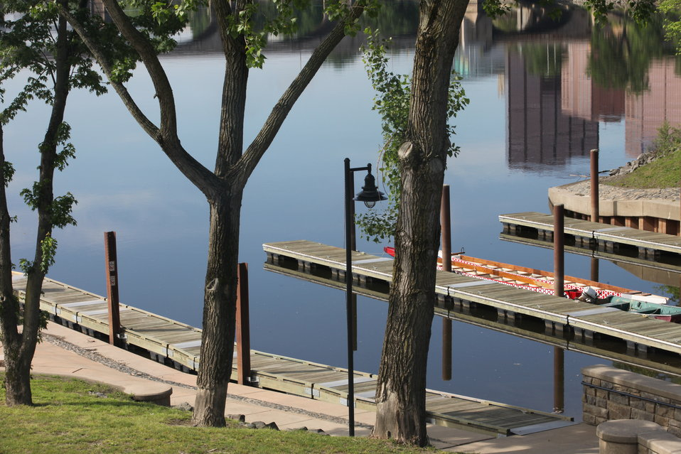 Docks view