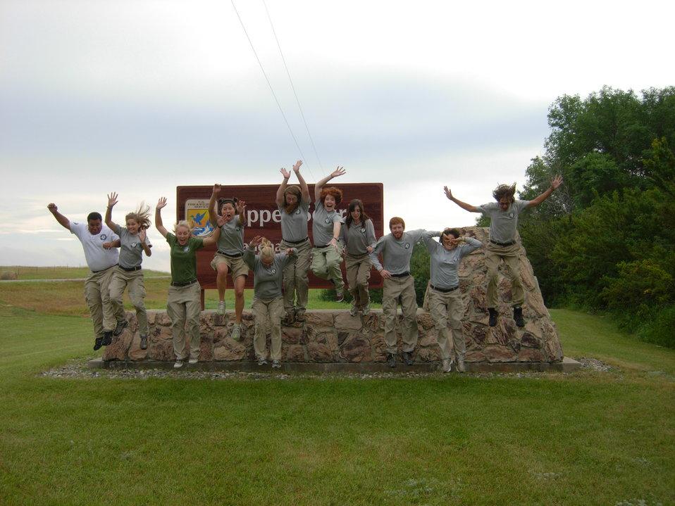Team Oak 7 AmeriCorps Crew