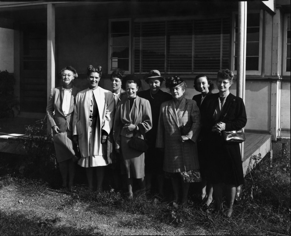 Group of Women Oak Ridge