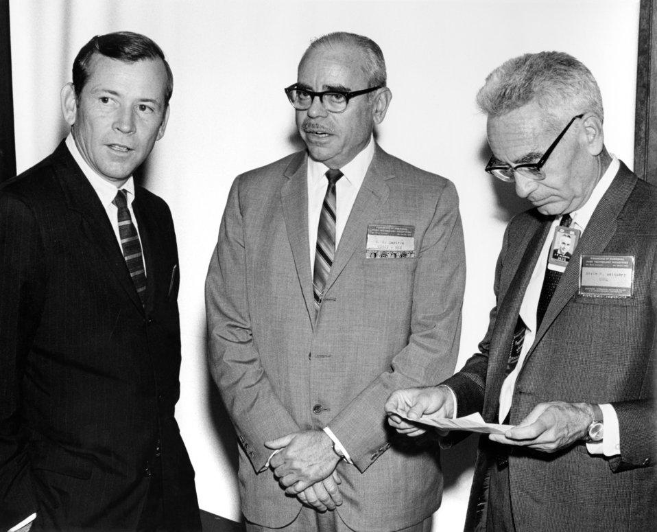 SINB Conference Oak Ridge 1969