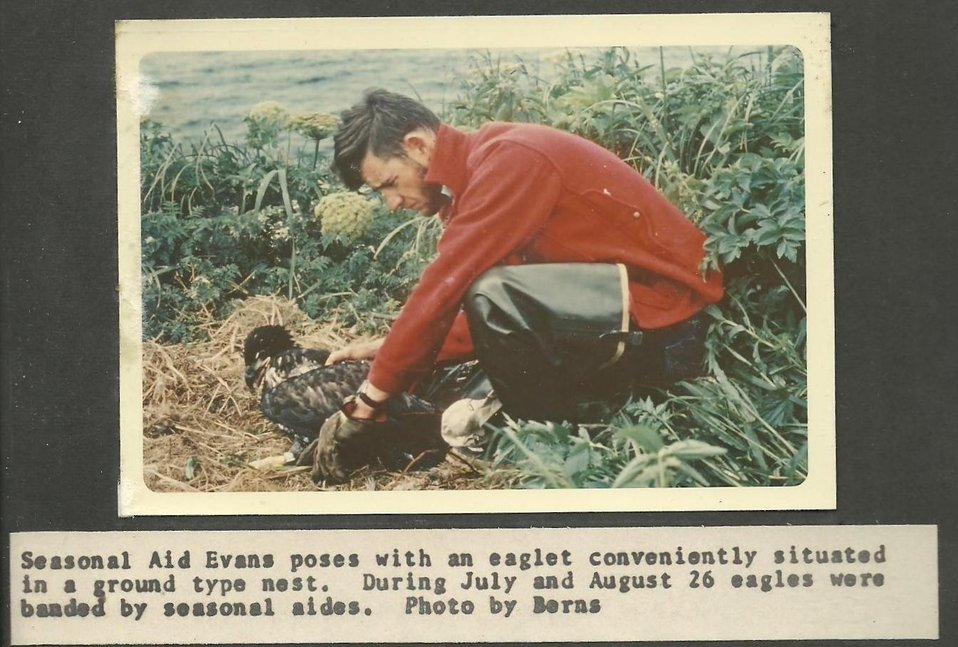 (1966) The Aide and the Eaglet