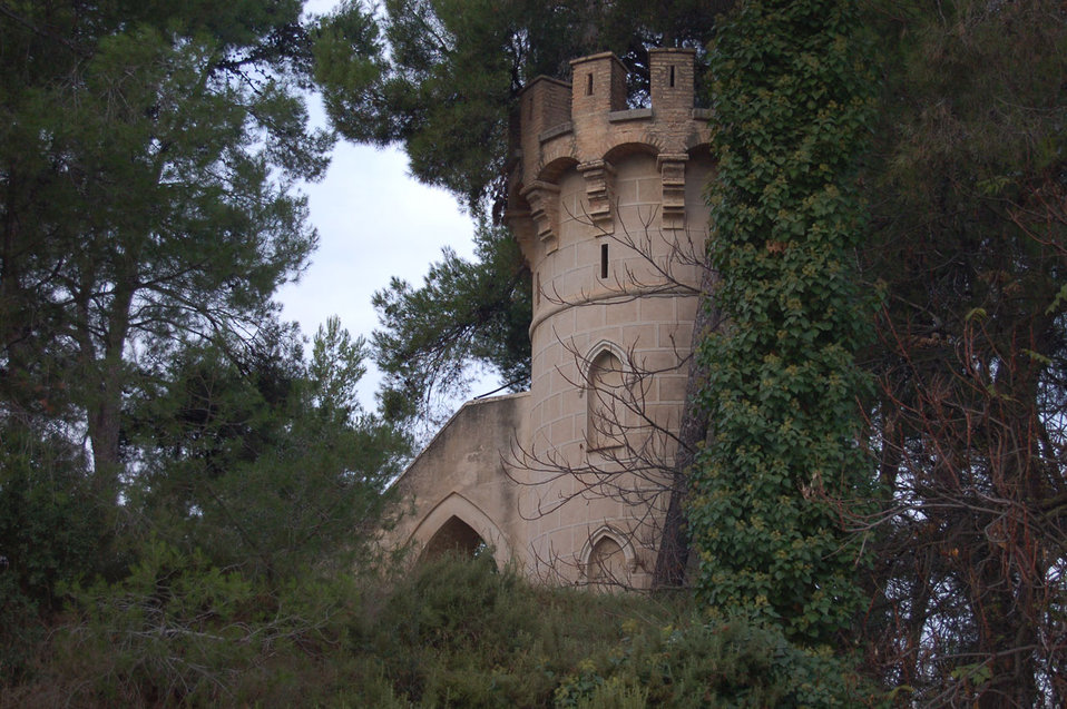 Fortress tower