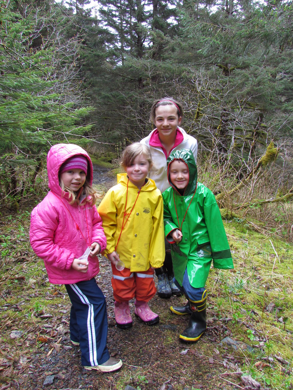 Volunteer with Salmon Campers