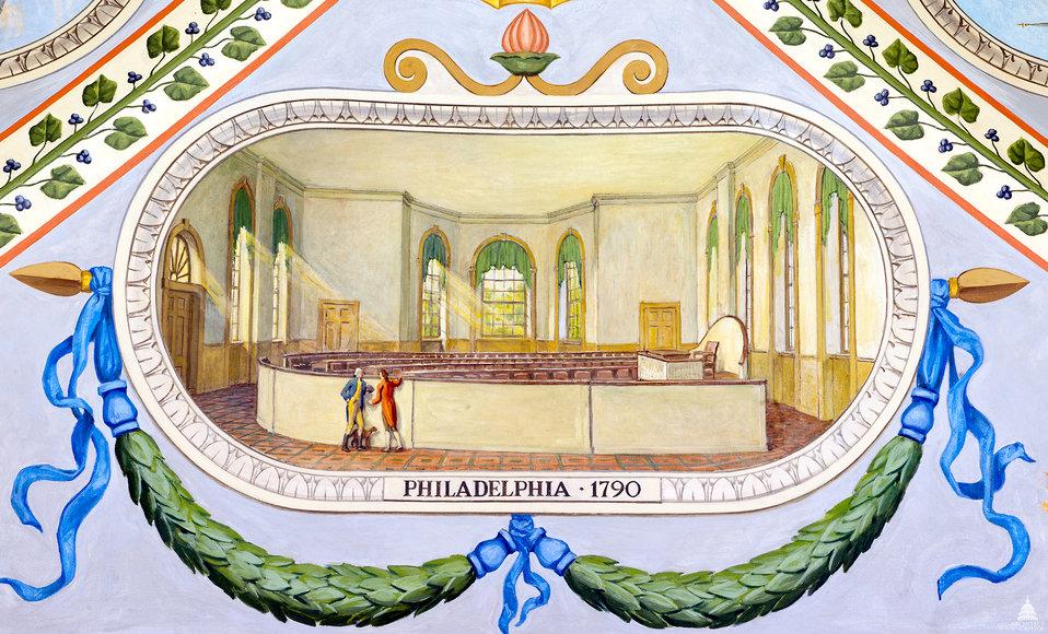 Philadelphia, 1790