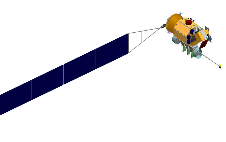 CLARREO satellite
