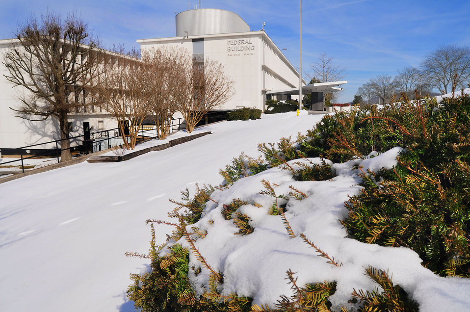 Federal Building in Snow Oak Ridge 2010