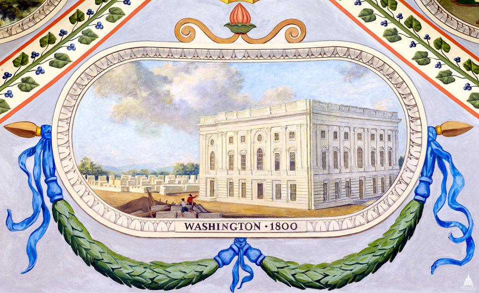 Washington, 1800
