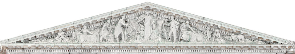 Apotheosis of Democracy - House Pediment