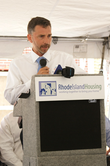 RI Ground Breaking 6/28/10