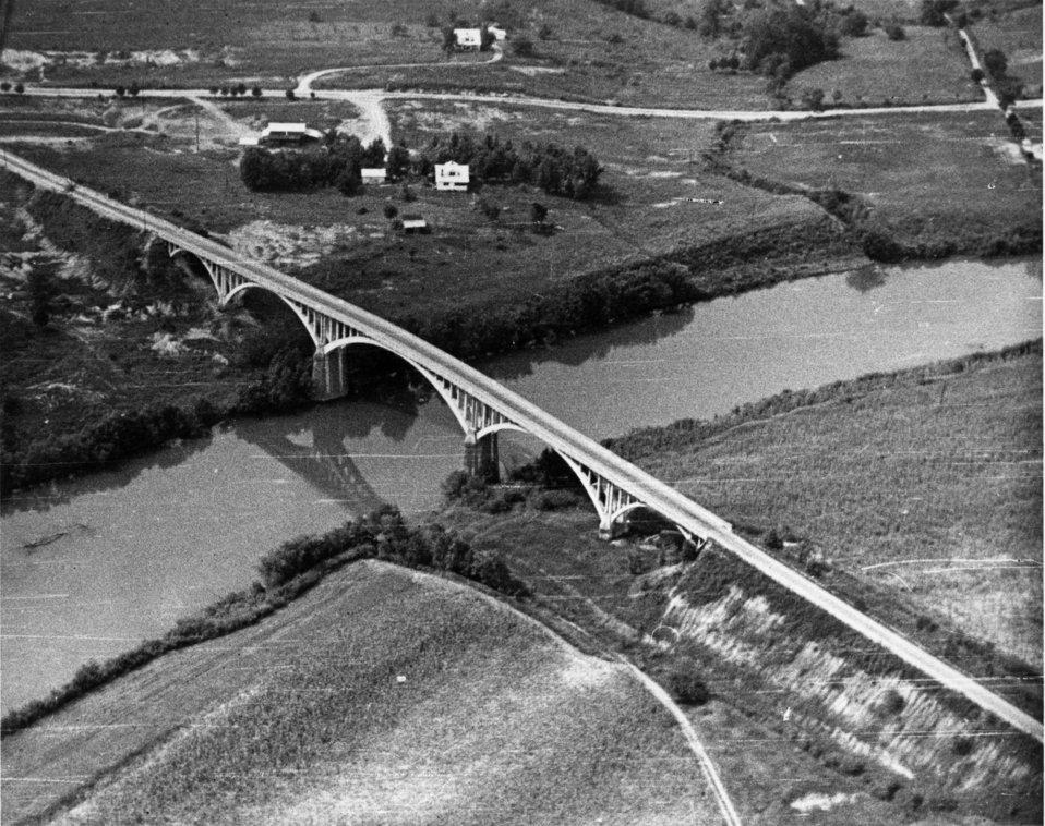 Solway Bridge Oak Ridge - Knoxville