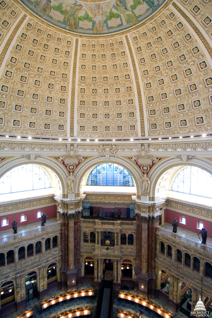 Jefferson Building Reading Room