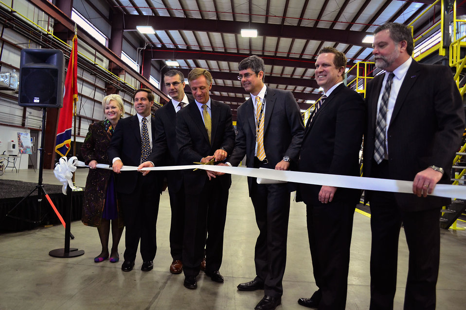 Carbon Fiber Technology Facilty Open House Oak Ridge Tennessee