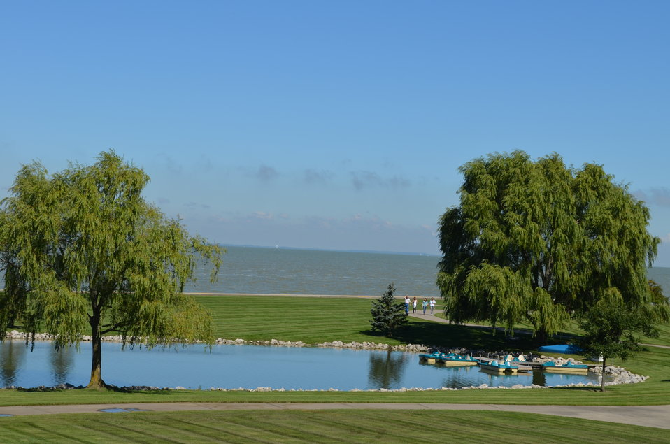 Maumee Bay State Park in Oregon, Ohio was the site of the 2013 Federal Duck Stamp Contest.