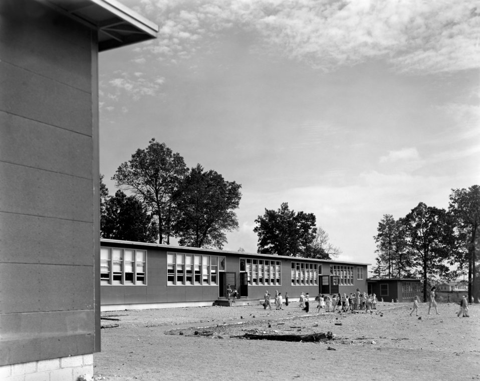 Highland View School Oak Ridge 1944