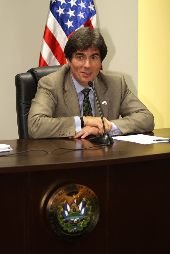 Assistant Secretary Fernandez Speaks With Reporters