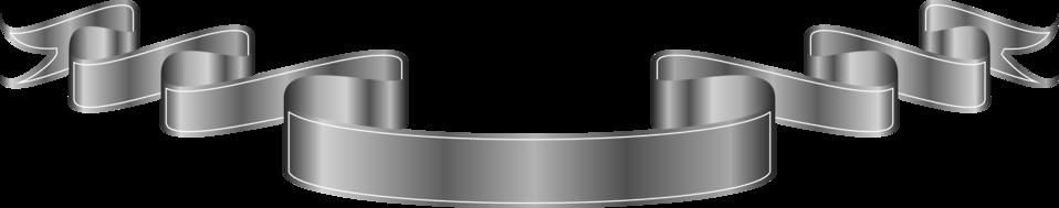 Ribbon silver